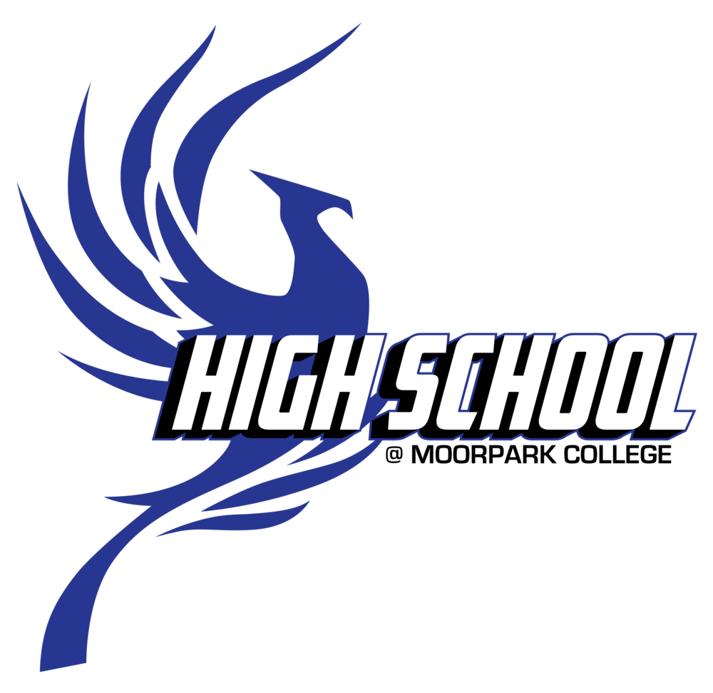 Logo for the High School at Moorpark College